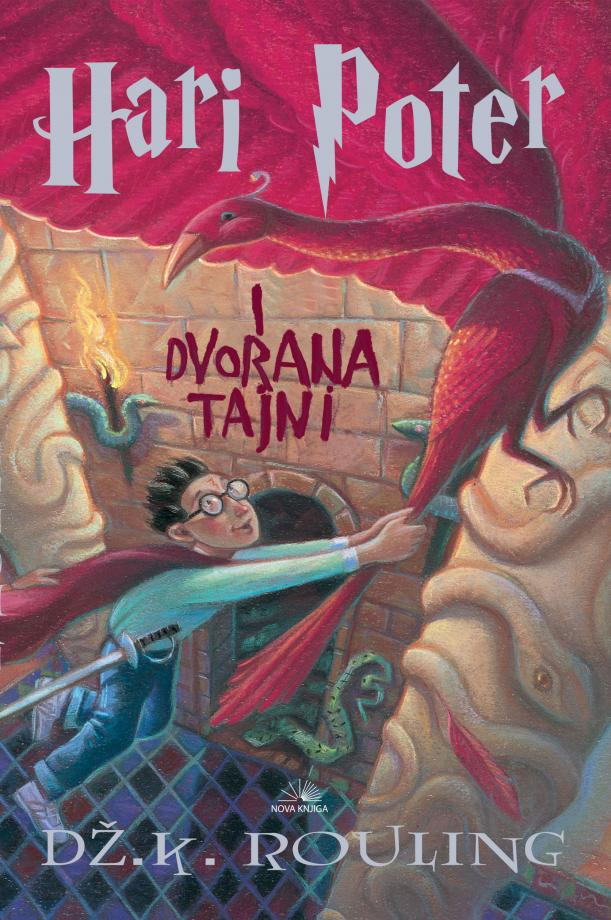 Harry Potter i odaja tajni