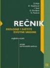 Rečnik ekologije i zaštite životne sredine
