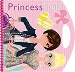 Princess top: My styli rose