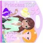 Princess top: My style ljubičasta
