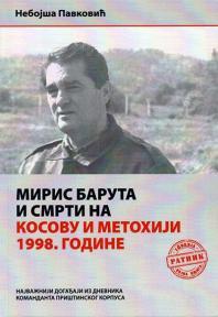 Miris baruta i smrti na Кosovu i Мetohiji 1998. godine