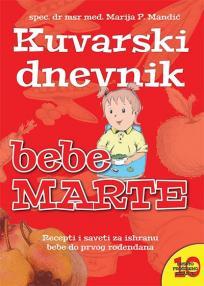 Kuvarski dnevnik bebe Marte, VI izdanje