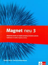 Magnet 3 Neu, udžbenik