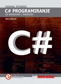 C# programiranje za Windows i Android