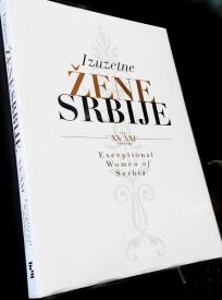 Izuzetne žene Srbije : XX-XXI vek