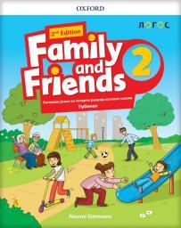 Family and Friends 2, udžbenik + CD