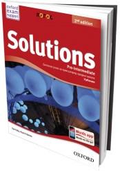Solutions 2nd edition Pre-intermediate, udžbenik za prvi razred srednje škole LOGOS