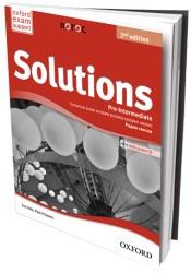 Solutions 2nd edition Pre-intermediate, radna sveska za 1. razred srednje škole LOGOS
