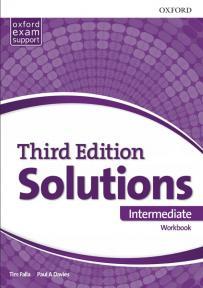 Solutions Third Edition Intermediatе, radna sveska za 2. i 3. razred srednje škole