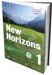 New Horizons 1, udžbenik za prvi razred srednje stručne škole LOGOS