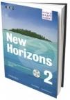 New Horizons 2, udžbenik za drugi razred srednje stručne škole LOGOS