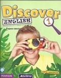 Discover English Level 1, radna sveska za 4. razred osnovne škole AKRONOLO