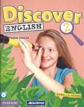Discover English Level 2, radna sveska za 5. razred osnovne škole AKRONOLO