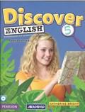 Discover English Level 5, radna sveska za 8. razred osnovne škole AKRONOLO