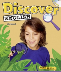 Discover english starter, radna sveska za 3. razred osnovne škole AKRONOLO