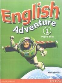 English adventure 1, udžbenik iz engleskog jezika za 3. razred osnovne škole AKRONOLO