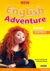 New English Adventure Starter B Pupils Book, udžbenik za 2. razred osnovne škole AKRONOL