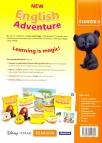 New English Adventure Starter B Activity Book, radna sveska za 2. razred osnovne škole