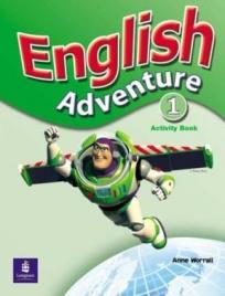 English adventure 1, radna sveska iz engleskog jezika za 3. razred osnovne škole AKRONOLO