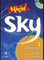 New Sky 3, udžbenik iz engleskog jezika za 7. razred osnovne škole AKRONOLO