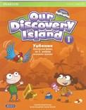 Our Discovery Island 1, udžbenik iz engleskog jezika za 2. razred osnovne škole AKRONOLO
