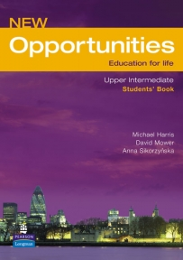 New Opportunities Global Upper-Intermediate, udžbenik za 4. razred srednje škole AKRONOL