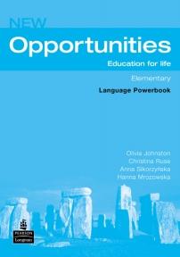 New Opportunities Global Beginner, radna sveska za srednju školu AKRONOLO