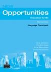 New Opportunities Global Intermediate, radna sveska za srednju školu AKRONOLO
