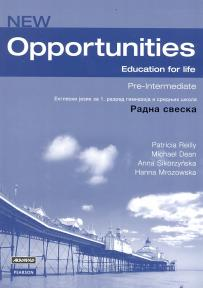 New Opportunities Global Pre-Intermediate, radna sveska za 1.razred srednje škole AKRONOL