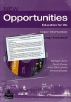 New Opportunities Global Upper-Intermediate, radna sveska za 4. razred srednje šk AKRONOL