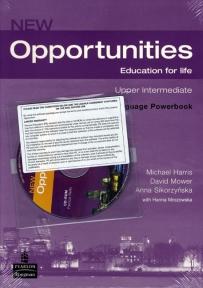New Opportunities Global Upper-Intermediate, radna sveska