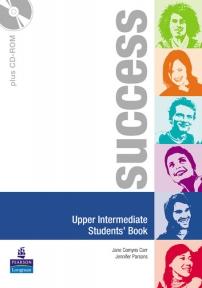 Success Upper Intermediate Students' Book, udžbenik za treći razred srednje škole