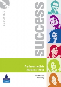 Success Pre-Intermediate Students' Book, udžbenik za drugi razred srednje škole ! AKRO