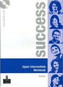 Success Upper Intermediate Workbook, radna sveska za treći razred srednje škole AKRONOLO