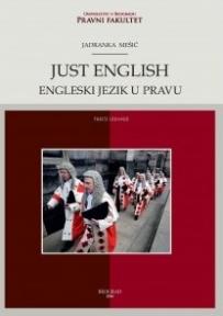 Just english - Engleski jezik u pravu
