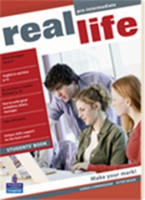 Real Life Pre-intermediate, udžbenik za 2. razred srednje stručne škole AKRONOLO