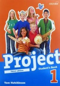 Project 1 (treće izdanje) udžbenik iz engleskog jezika za 4. ili 5. razred osnovne škol