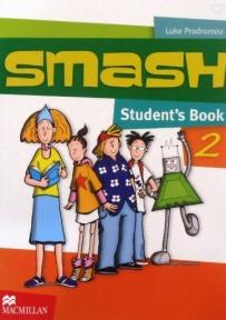 Smash 2, udžbenik iz engleskog jezika za 6. razred osnovne škole ENGLISH BOOK