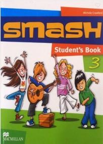 Smash 3, udžbenik iz engleskog jezika za 7. razred osnovne škole ENGLISH BOOK