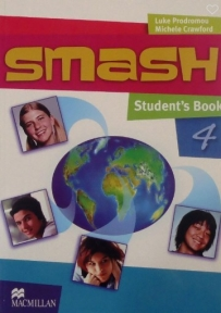Smash 4, udžbenik iz engleskog jezika za 8. razred osnovne škole ENGLISH BOOK