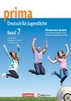 Prima 7, nemački jezik za 3. razred srednje škole, udžbenik sa radnom sveskom