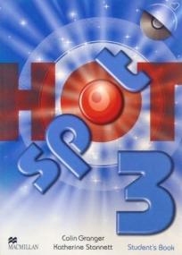 Hot spot 3, udžbenik iz engleskog jezika za 6. razred osnovne škole ENGLISH BOOK