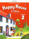 Happy House 2,  udžbenik iz engleskog jezika za 2. razred osnovne škole ENGLISH BOOK