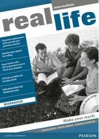 Real Life Intermediate, radna sveska za 3. razred srednje stručne škole AKRONOLO