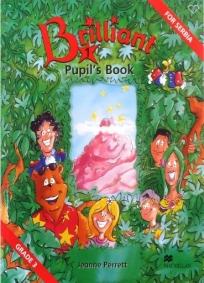 Brilliant 1, udžbenik iz engleskog jezika za 3. razred osnovne škole ENGLISH BOOK