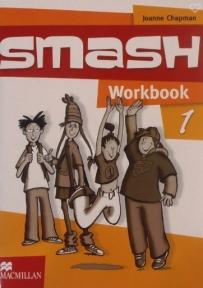 Smash 1, radna sveska za engleski jezik za 5. razred osnovne škole ENGLISH BOOK