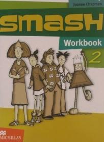 Smash 2, radna sveska za engleski jezik za 6. razred osnovne škole ENGLISH BOOK