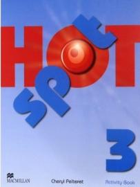 Hot spot 3, radna sveska za engleski jezik za 6. razred osnovne škole ENGLISH BOOK