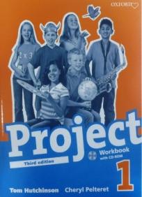 Project 1 (treće izdanje) radna sveska za engleski jezik za 4. ili 5. razred osnovne ško