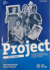 Project 5, radna sveska za engleski jezik za 8. razred osnovne škole (treće izdanje)